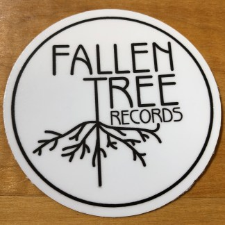 Photo of Fallen Tree Records sticker