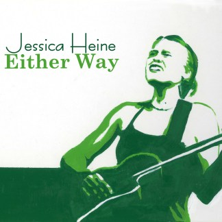 Cover shot of Jessica Heine - Either Way