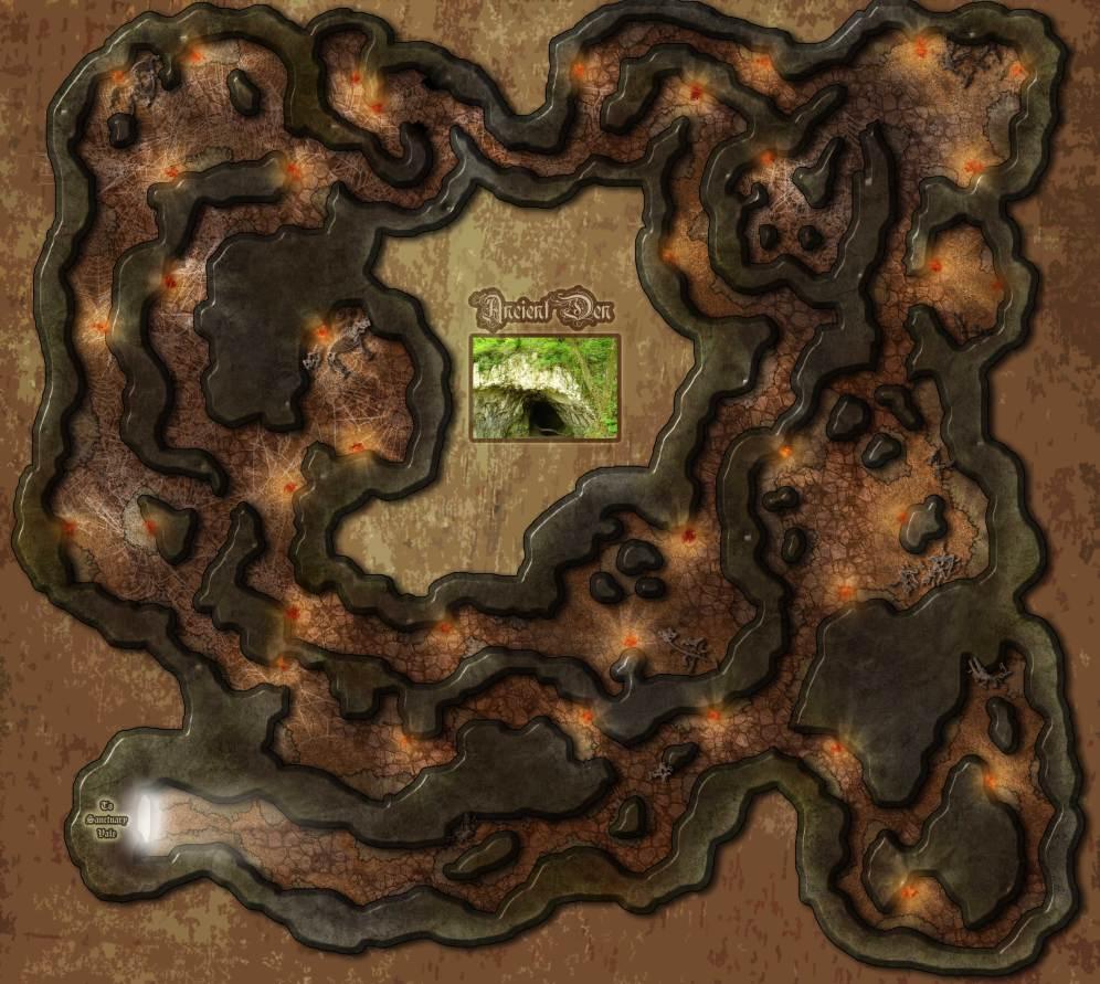 Animal Den: Sanctuary Vale