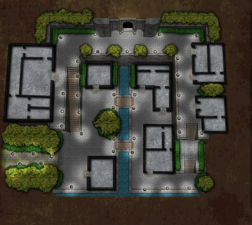 Grandmill: Sector Three Town
