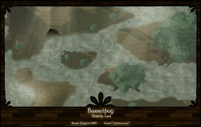 Barrelbog Swamp Day