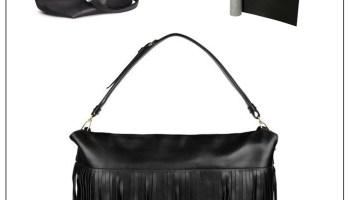 47986e4aaa9e Make it Easy  Miu Miu Fringed Leather Shoulder Bag