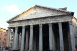 Go inside the Pantheon to fully appreciate the architecture and history