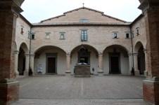 St. Ubaldo's Basilica, Gubbio