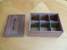 Redwood Tea Box