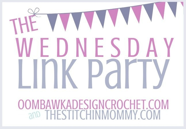 The Wednesday Link Party Button