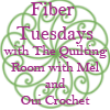 Fiber Tuesday Link Party Button