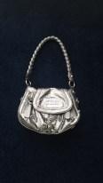 Guess zilveren tas - GuessWhat! tweedehands kleding online