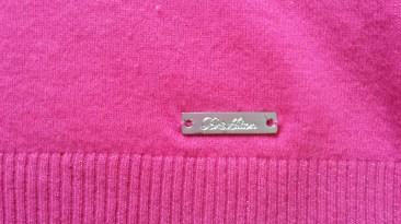 Paris Hilton roze trui