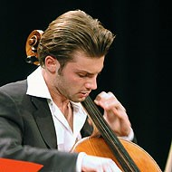 Alberto Casadei is studying for his Artist Diploma at the Royal Academy of Music. He is currently co-principal cello in the Arena di Verona Orchestra and is the winner of many major international competitions, the most recent being Making Music's Award for Young Concert Artist. He plays a Domenico Rogieri cello of the 17th century that once belonged to Pablo Casals.