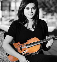 Alison D'Souza completed her undergraduate degree at the RCM in 2009 and her MA at the RAM in 2011. Since then Alison has been enjoying an exciting, varied freelance career. Recent projects have included touring to Finland with Welsh National Opera, recording sessions at Abbey Road Studios, English National Ballet at the Royal Albert Hall and performances at Glastonbury Festival 2014.
