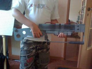 Replika karabinu laserowego