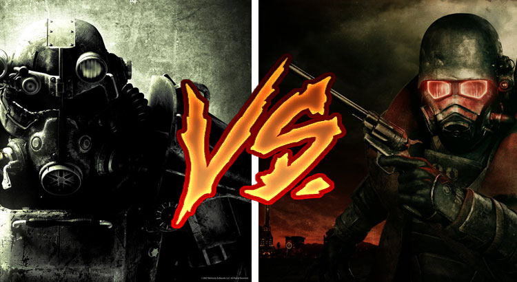 Fallout 3 vs. New Vegas