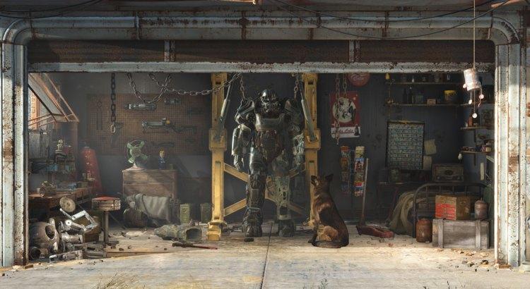Wymagania sprzętowe Fallout 4