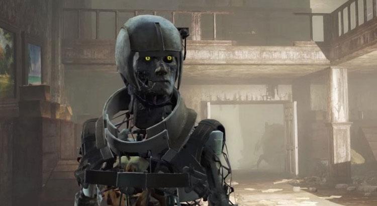 Fallout 4 - syntek