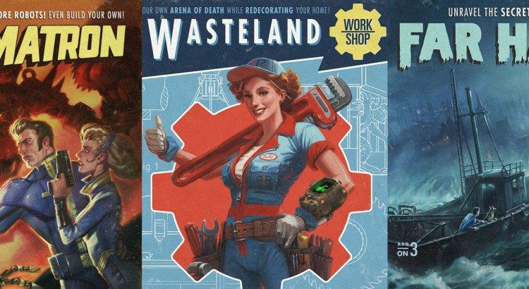 Fallout 4 - dodatki