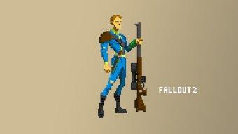 Vault Dweller - Fallout 2