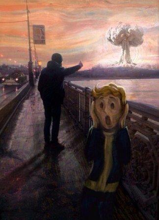 Fallout Scream