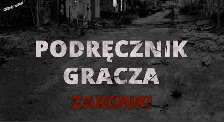 Podręcznik Gracza - Zakonki 2016