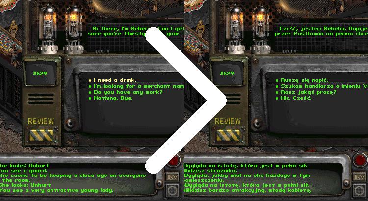 Spolszczenie do Fallout