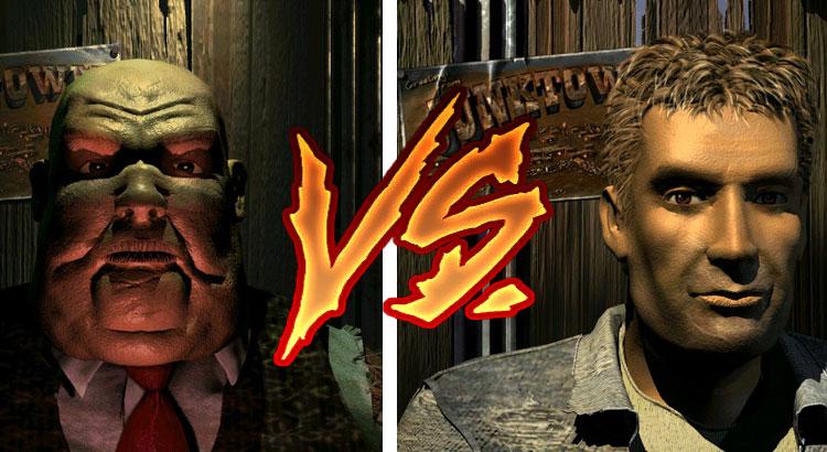 Gizmo vs. Killian