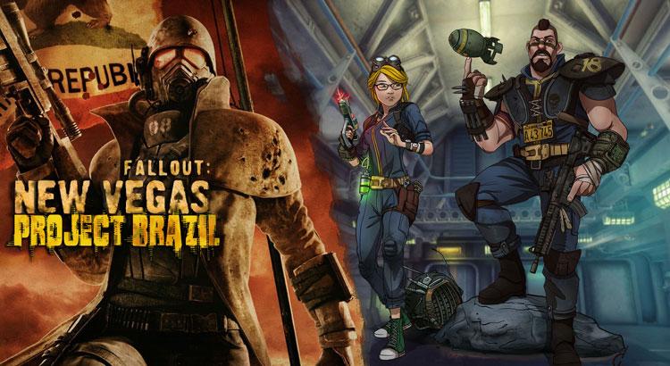 Fallout - Project Brazil