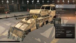 Crossout - ciężki pojazd