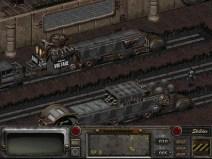 ... bądź za pomocą pociągu.