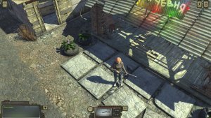 Atom RPG - postać gracza