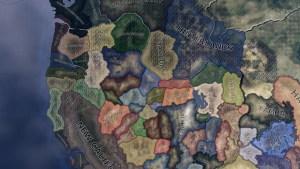 Children of the Apocalypse mapa