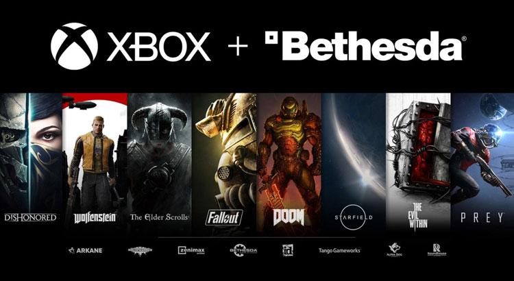 Microsoft nabywa Bethesdę