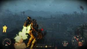 fallout 4 ジェットパック