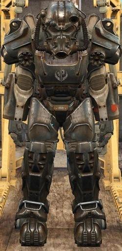 T 60 BOS Knight Paint Fallout 4 Wiki