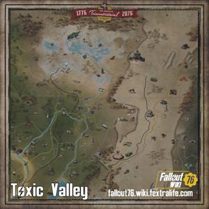 Maps Fallout 76 Wiki