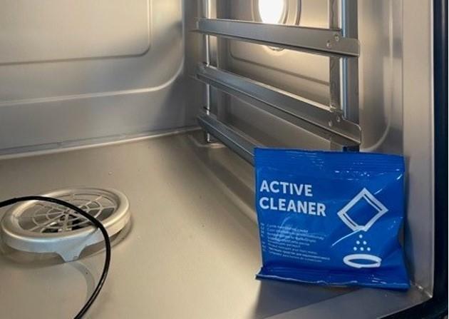 Ovn rengjøring