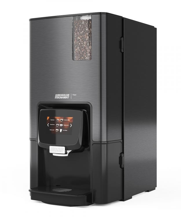 Sego 12 helautomatisk espressomaskin
