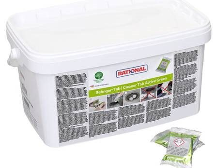 Rational rensetabletter Active Green for iCombi - 150stk