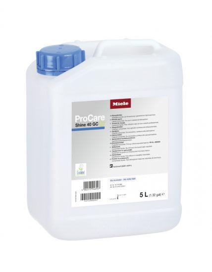 ProCare Shine 40GC- 5l glansemiddel Miele