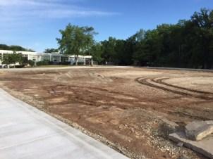 Riverside Parking Lot project #2 7-22-16