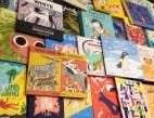 Array of Nobrow/Flying Eye Books