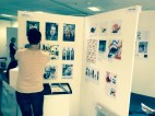 Falmouth Illustration degree show 2016 goes up