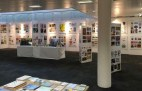 The finished New Designers show