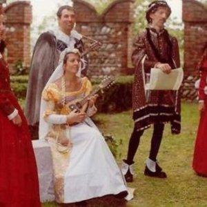 Rievocazione maggio medievale