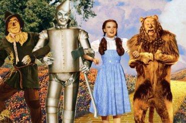 Costumi del meraviglioso mago di Oz