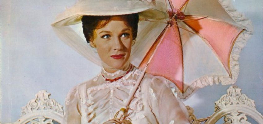 Costume Mary Poppins