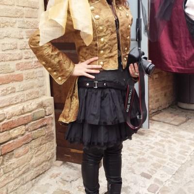 Costumi steampunk realizzati da Falpalà