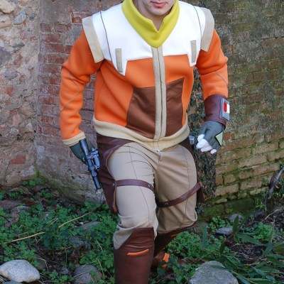 Ezra Bridger cosplay