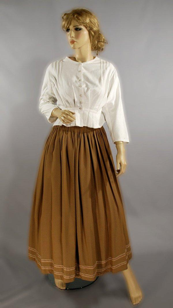 abito storico popolana
