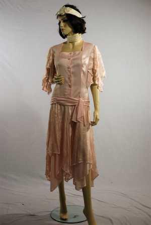 Joan Crawford, Vintage anni 20'
