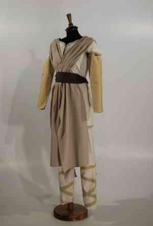 costume star wars Rey